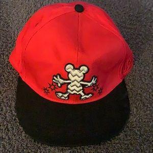 Disney hat.